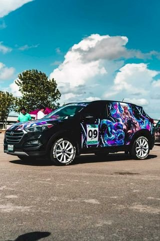 John Graven - Twin 2017 Hyundai Night Edition Tucsons