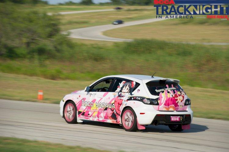 Mario Tetsuya Bautista - 2008 Mazdaspeed3