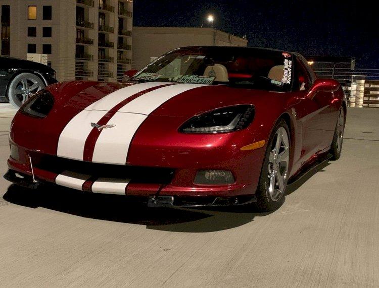 """Eleazar Garcia - 2009 C6 Corvette """"Vipette"""""""