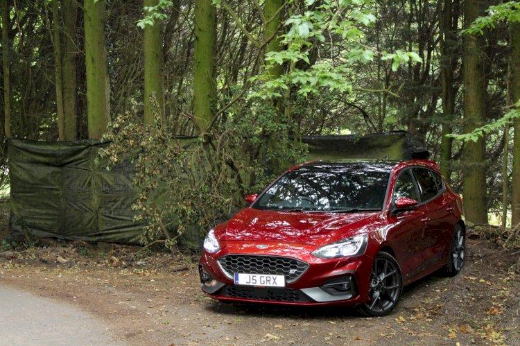 Jamie Green - Mk4 Ford Focus ST 2.3 Litre Ecoboost