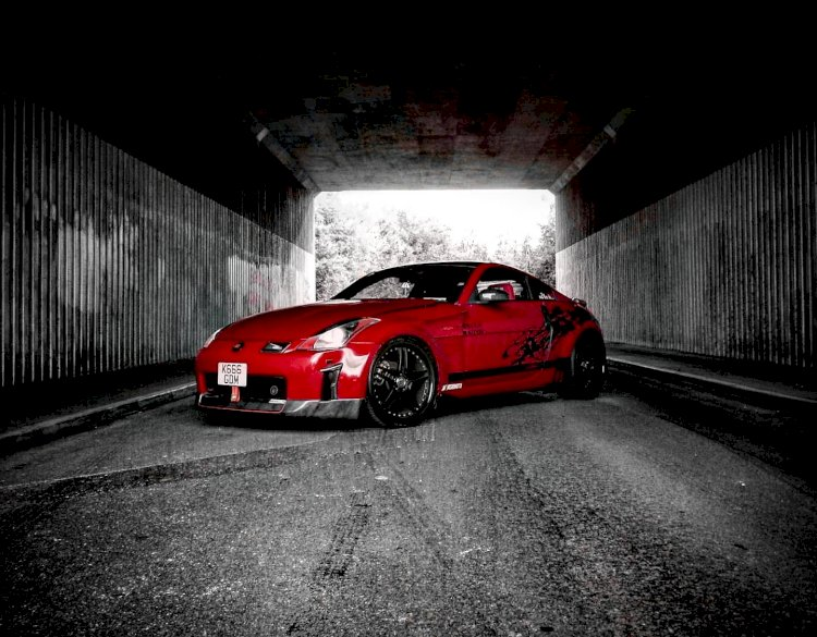Glen - 2004 Nissan Fairlady Z