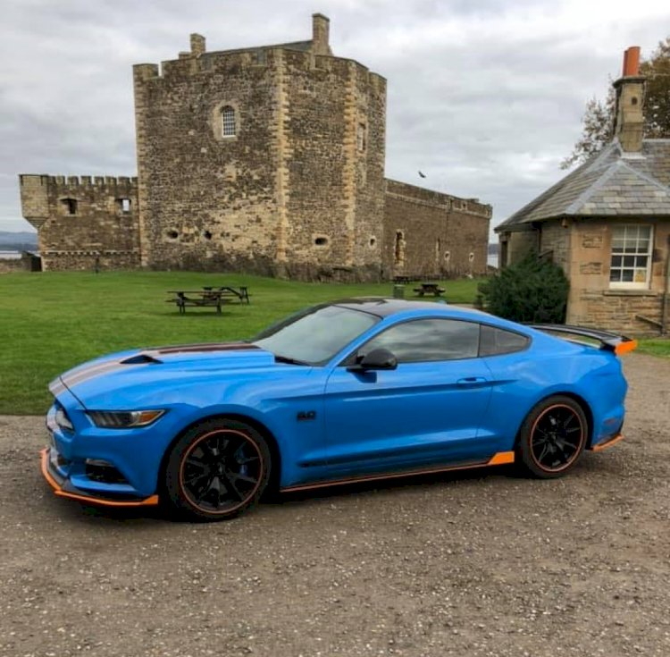 Ryan Macduff  - Mustang GT S550 Kenne Bell supercharged