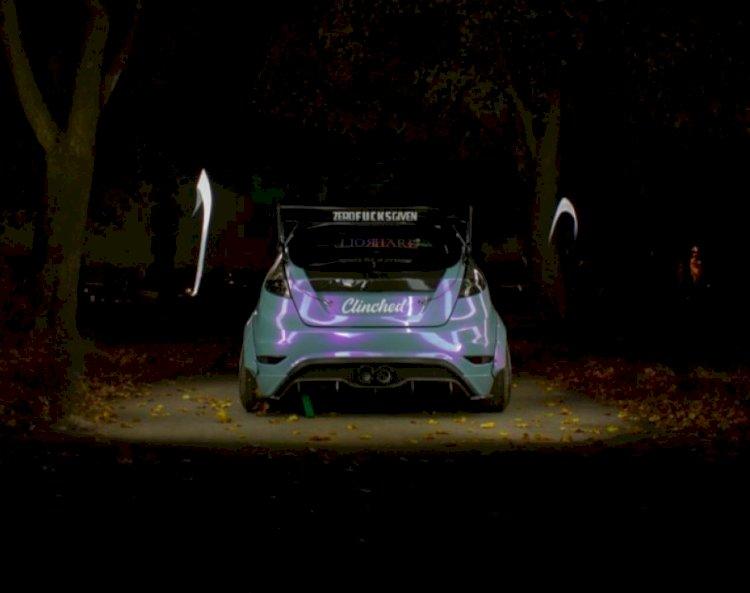 Jan Cornelissen  - Dropped Fiesta ST180