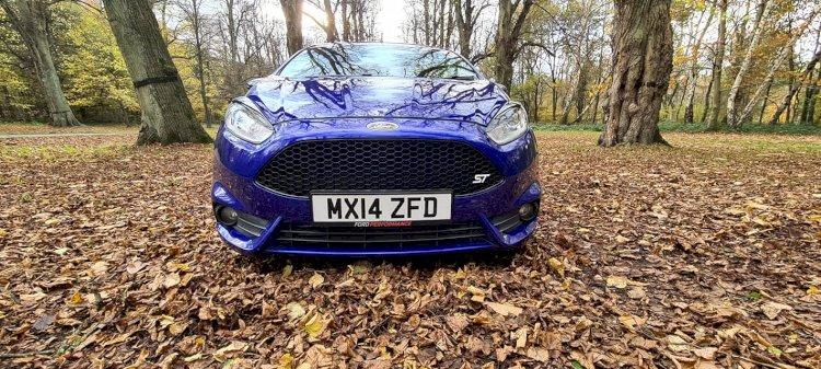 Liam Miller - Ford Fiesta St mk 7.5.