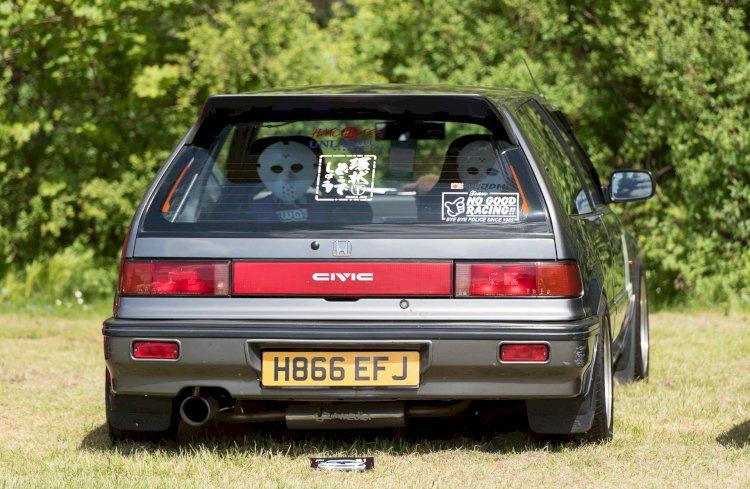 Irene Lewis - 1991 Honda Civic EF