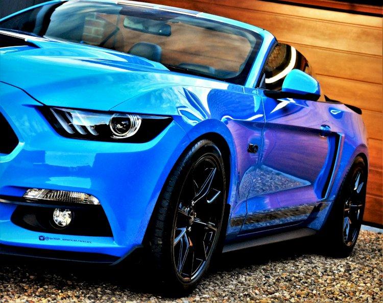 Simon Gronland  - S197 Mustang GT/CS 4.6 V8
