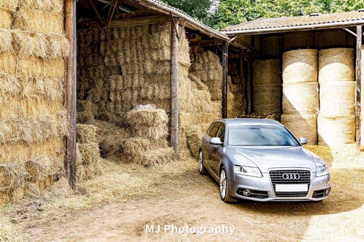 Chris Glossop -  Audi A6 Avant 2.0tdi Special Edition