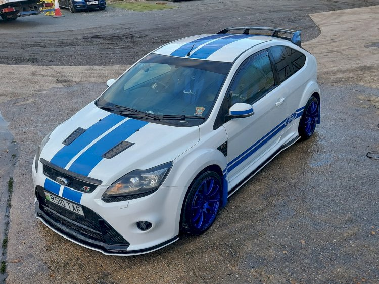 Ian Reynolds - Ford Focus RS Rep
