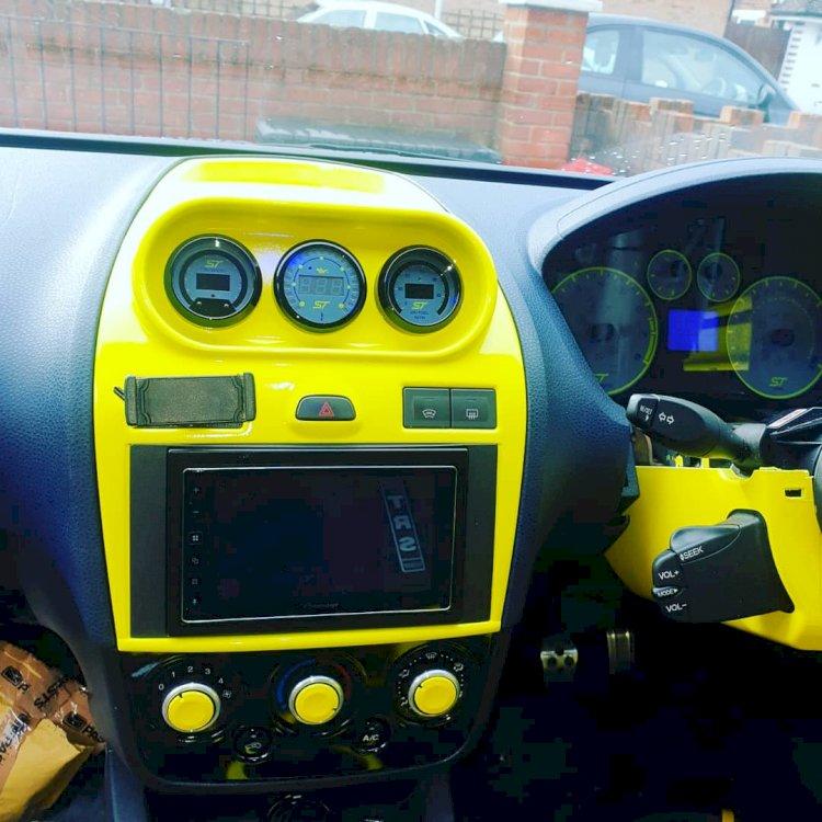 Gary Needham  - Fiesta ST 150 Turbo