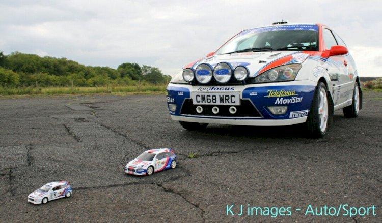 David M Taylor - Colin Mcrae Ford Focus