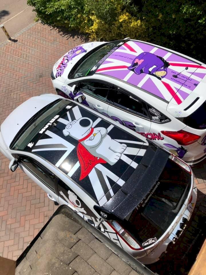 Simon Lemmon  - Ford Focus ST Facelift 2011