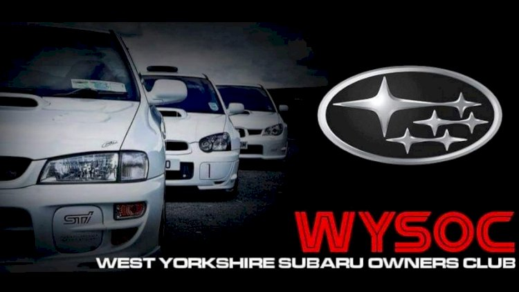 Welcome to West Yorkshire Subaru owners club