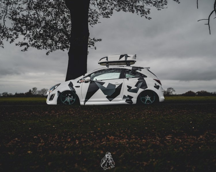 Kai Lawson  -  Bagged Corsa D SRI