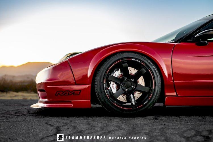 Jeff Nguyen  - 1991 Acura NSX