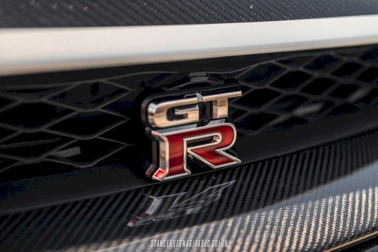 Sario Ghulam  - 2018 Nissan GTR