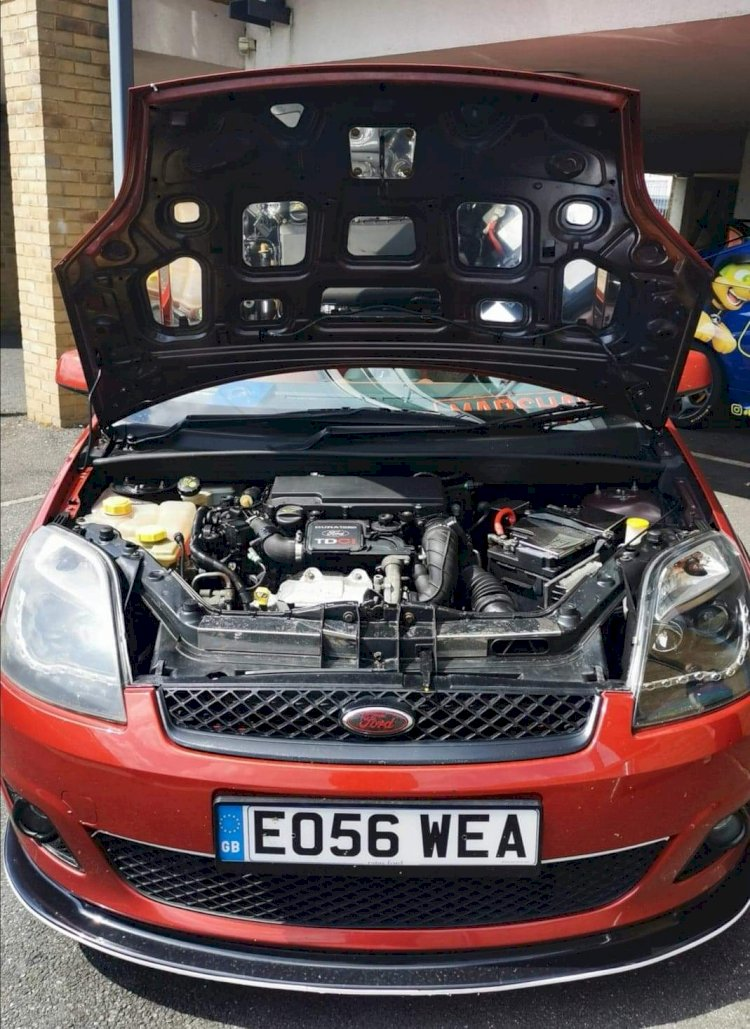 Kyanna Blackstock  - MK6 1.4 TDCI Ford Fiesta