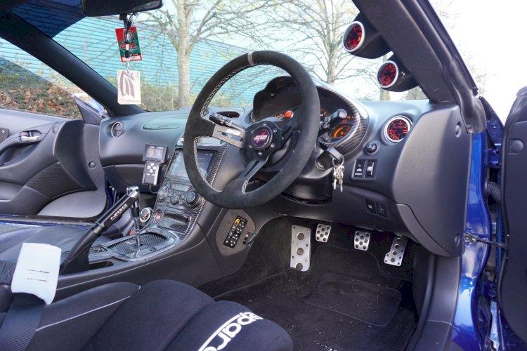David Murphy  - Boosted Toyota Celica Mk 7