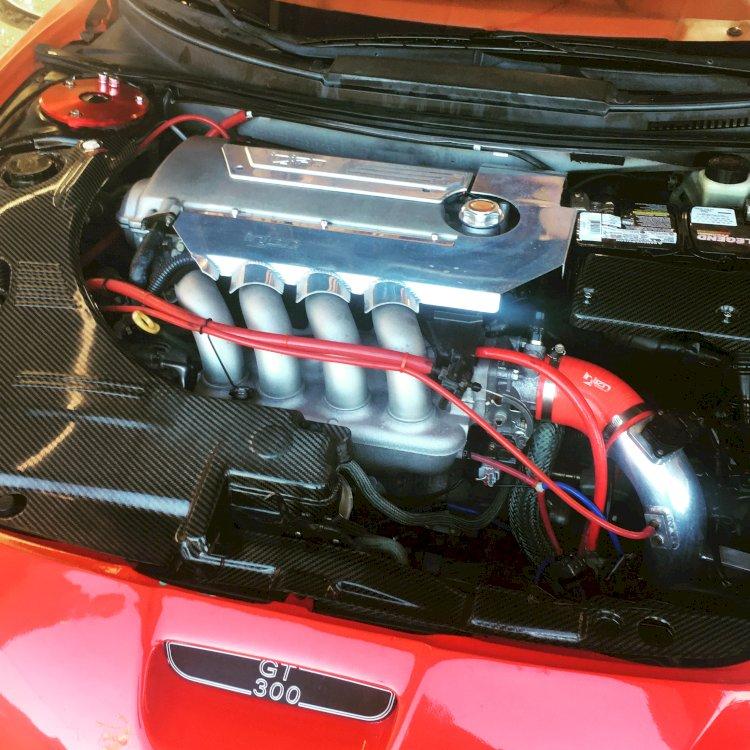 Mikhail Fire  - 2001 Toyota Celica - The Turbo GTS