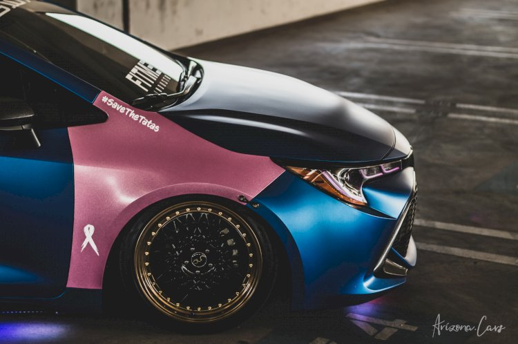 Tristan Lopez -  2019 Toyota Corolla Hatchback XSE
