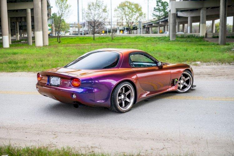 Michael Skarakis - 1994 Mazda Rx-7 R2 Rotary Xecret 7 Shop Car