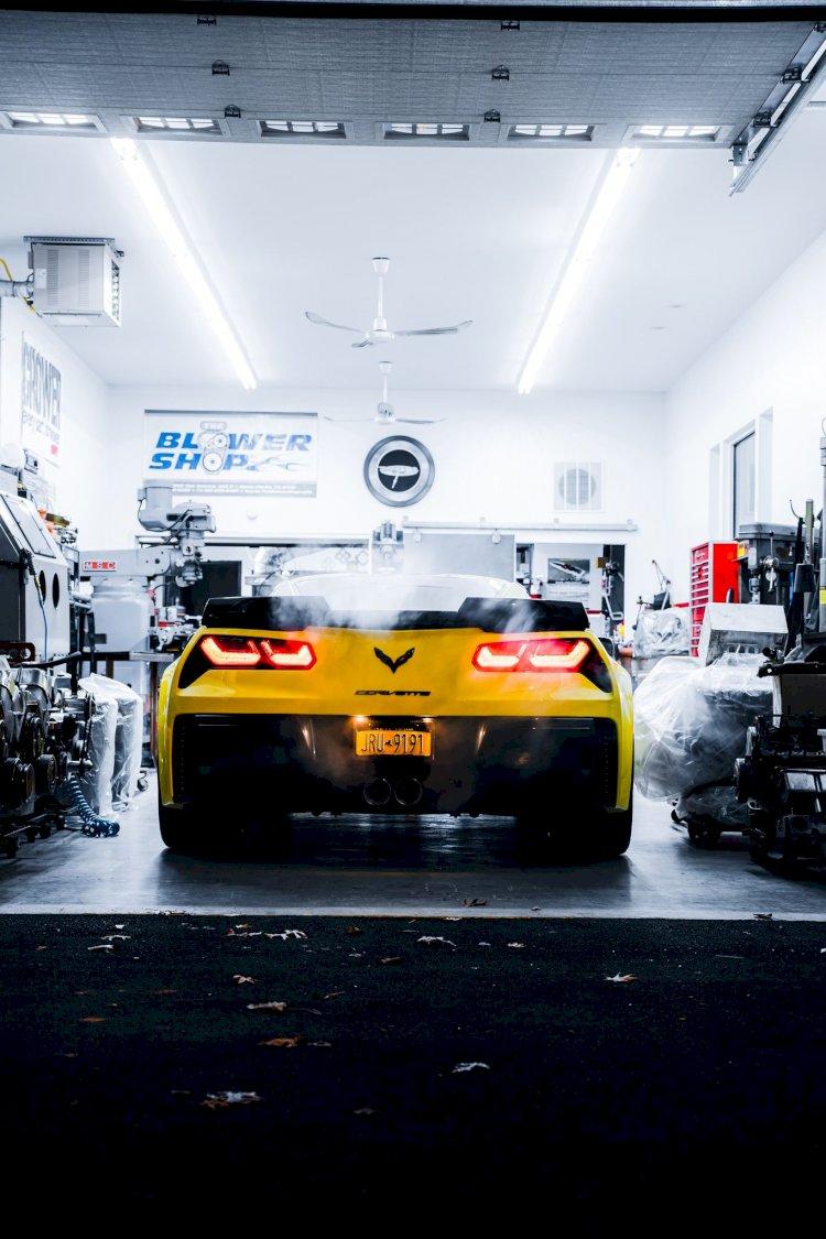Nick Nicola - C7 Corvette Z06