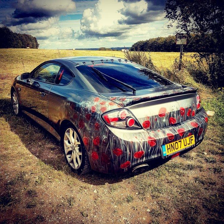 Christopher Lawrence - Hyundai Coupe Siii v6