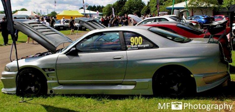 Bob Morgan - Nissan Skyline R33 GTST