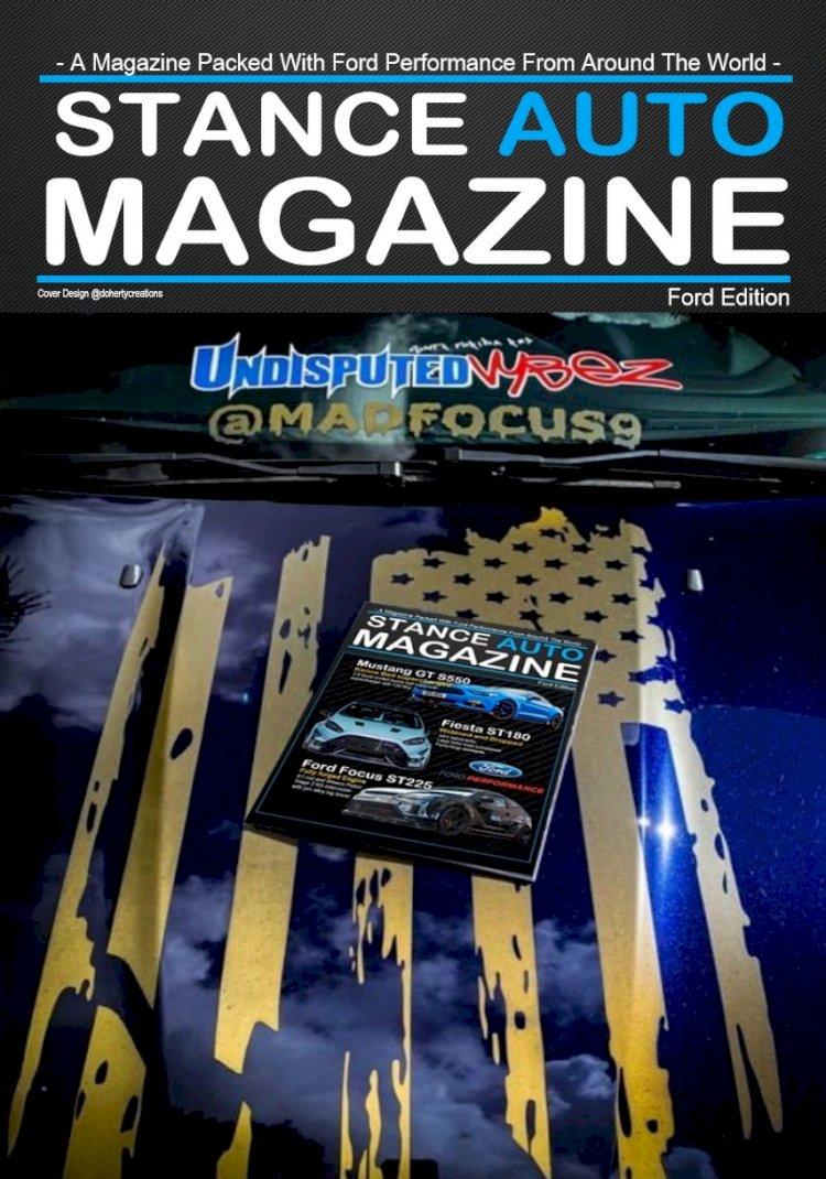The Printed Magazine