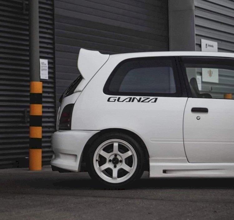 Jack - 1997 Toyota Starlet Glanza V