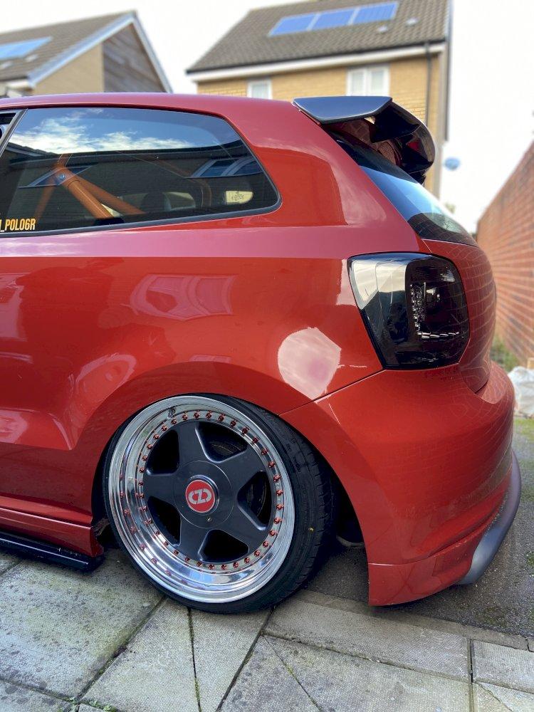 Liam Davies - VW Polo 6r
