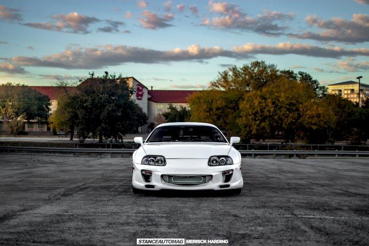 Abe Daher -  15th Anniversary Edition '97 Toyota Supra