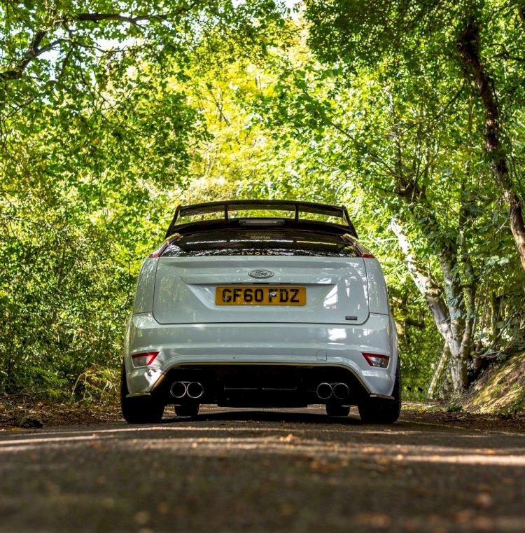 John Chapman - 2010 Mk2 ford focus Zetec S facelift.
