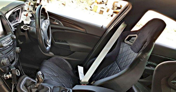 James Parkin - Vauxhall insignia 2.0 cdti vx-line
