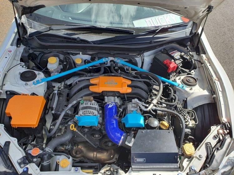 Shantih Beadnell - Toyota GT86 D-4S