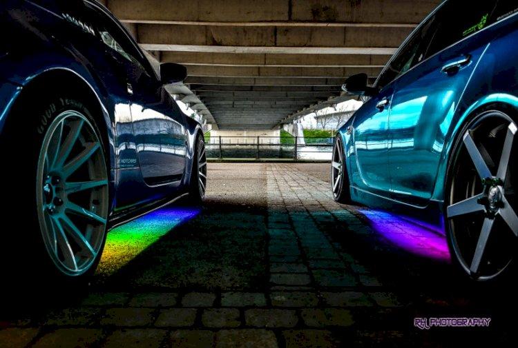 Russ Holt  - Vauxhall Insignia SRI Nav 2.0cdti estate