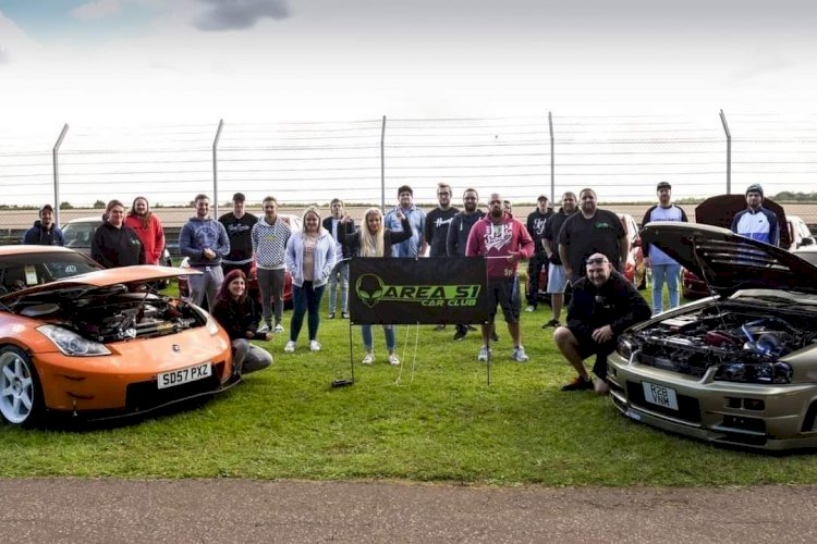 Welcome to Area 51 Car Club Wales
