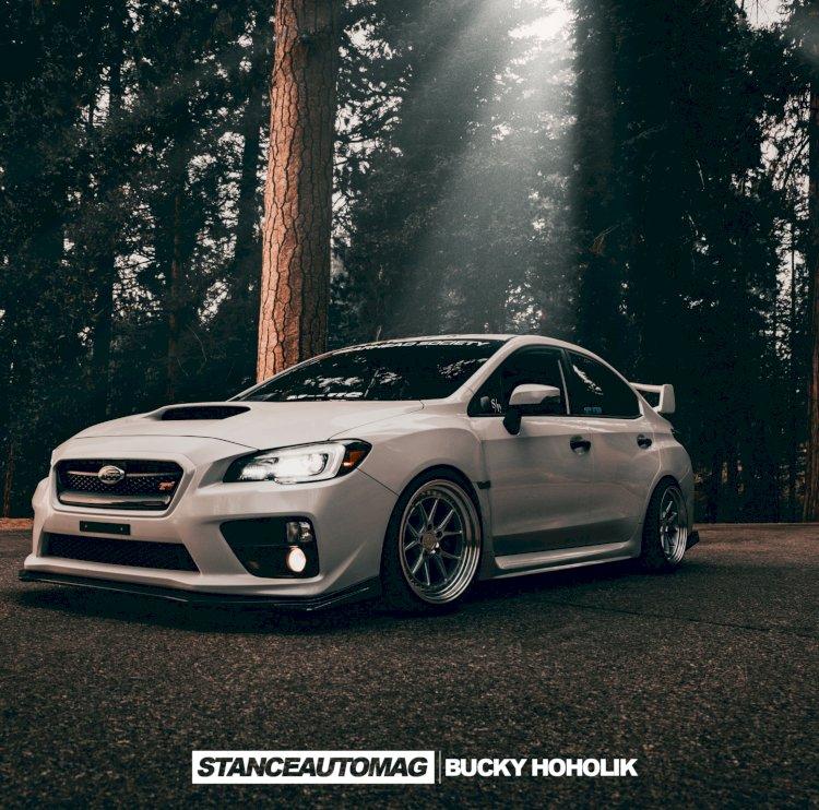 John Hoholik  - 2015 Subaru STI