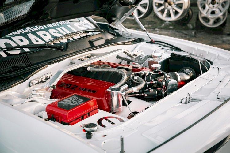 Joseph Pritchett - 2013 Dodge Challenger SRT8 392
