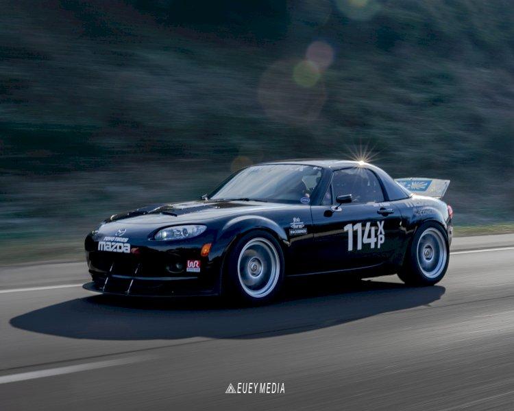 """Joshua - 2006 Mazda MX-5 Base model """"Ricercar"""""""