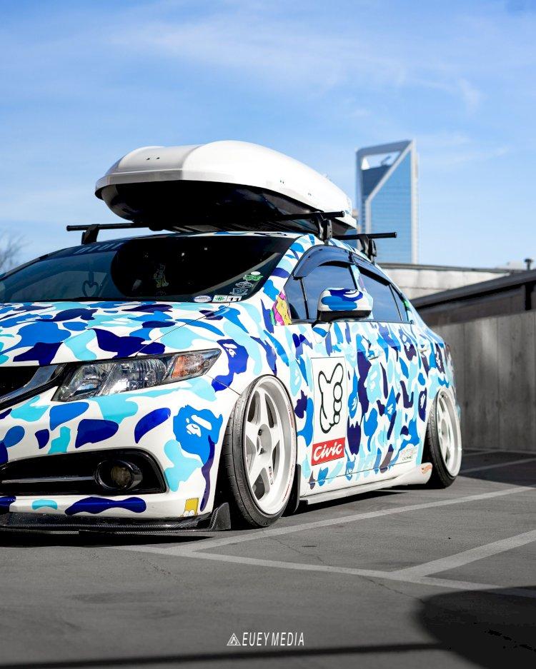Allen Cha - 2015 Honda Civic Si