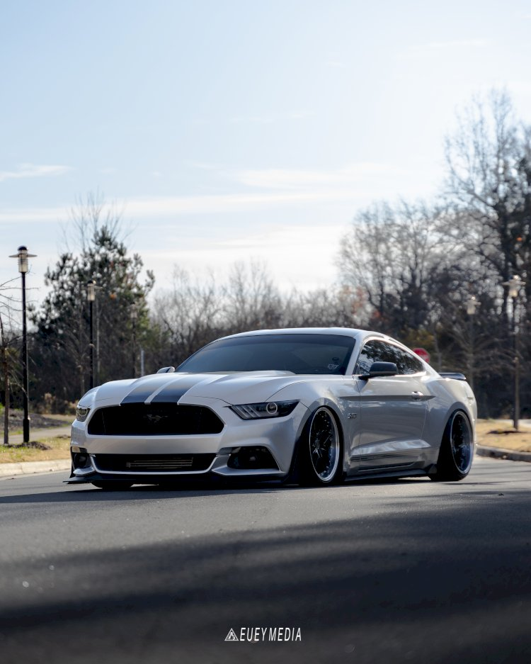 Drew Jackson-  2016 Ford Mustang Ecoboost