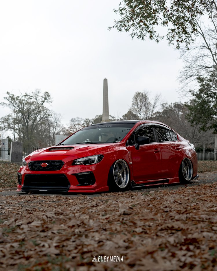 Wesley Pham - 2019 Subaru WRX.