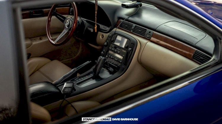 Michael Nguyen- Lexus SC300