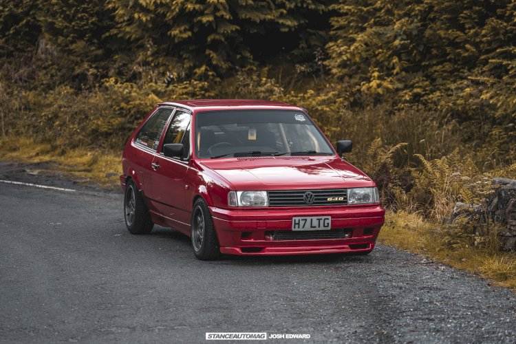 Luke Gerrard  - 1993 Polo Coupe Modified G40