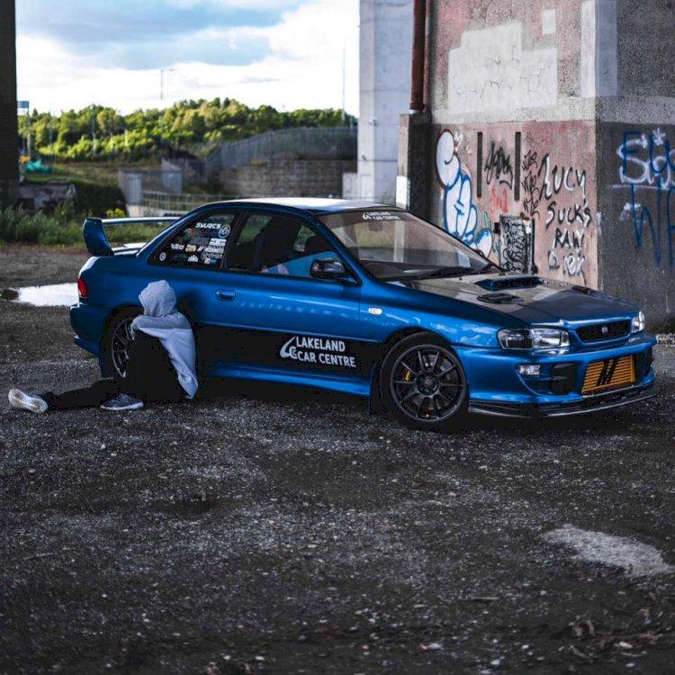 Lukes - Subaru Impreza P1
