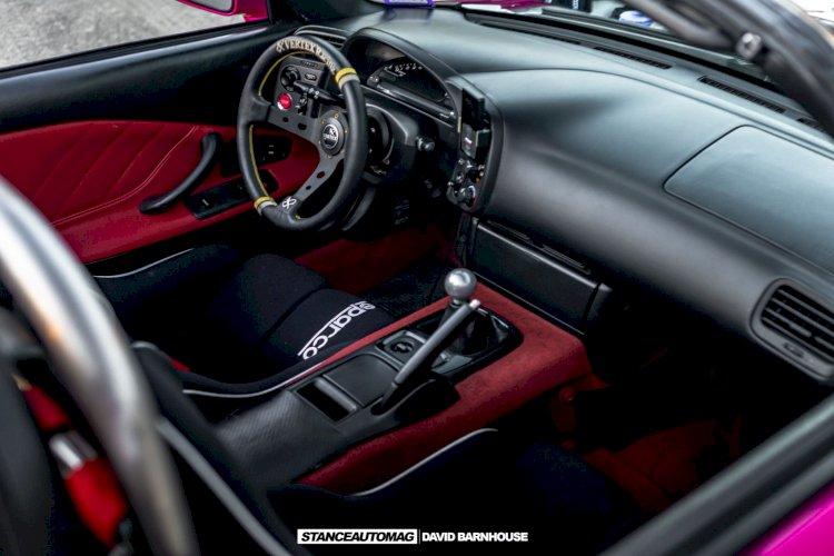 Alexander Crespo - 2001 Honda S2000