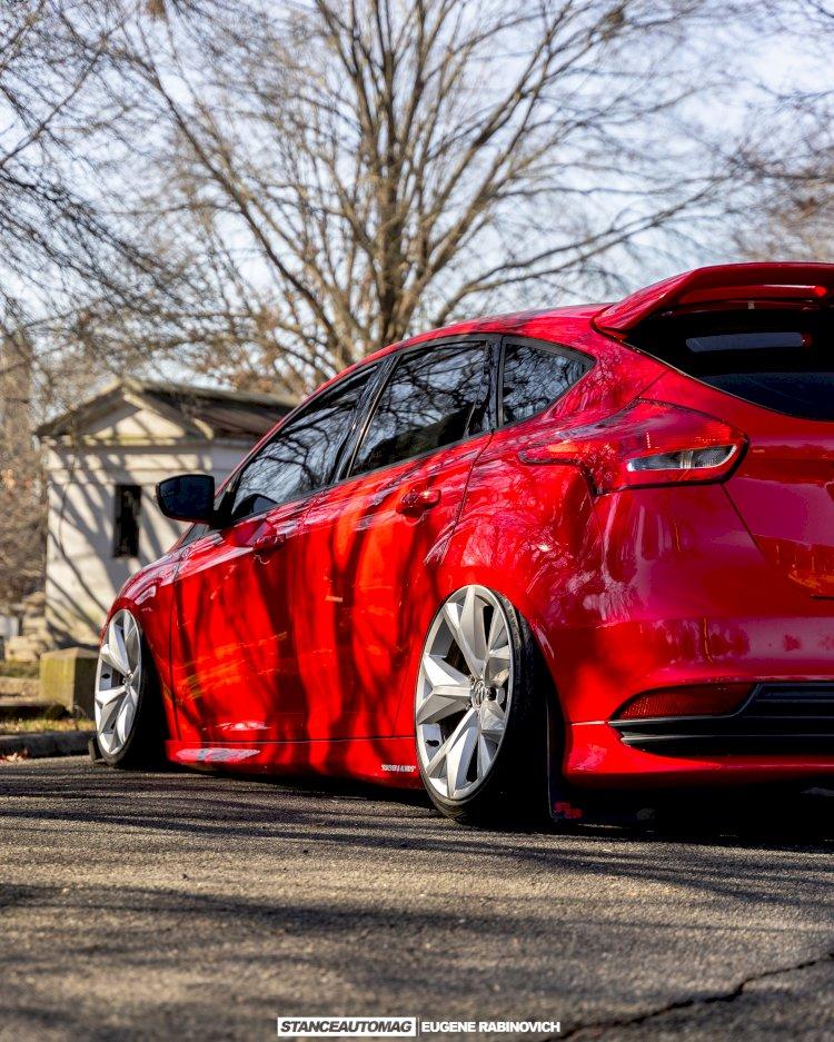 Bryan Xaysanavongphet - Ford Focus ST