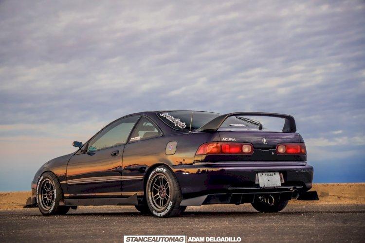 Brandon Rendon - 1998 Acura Integra