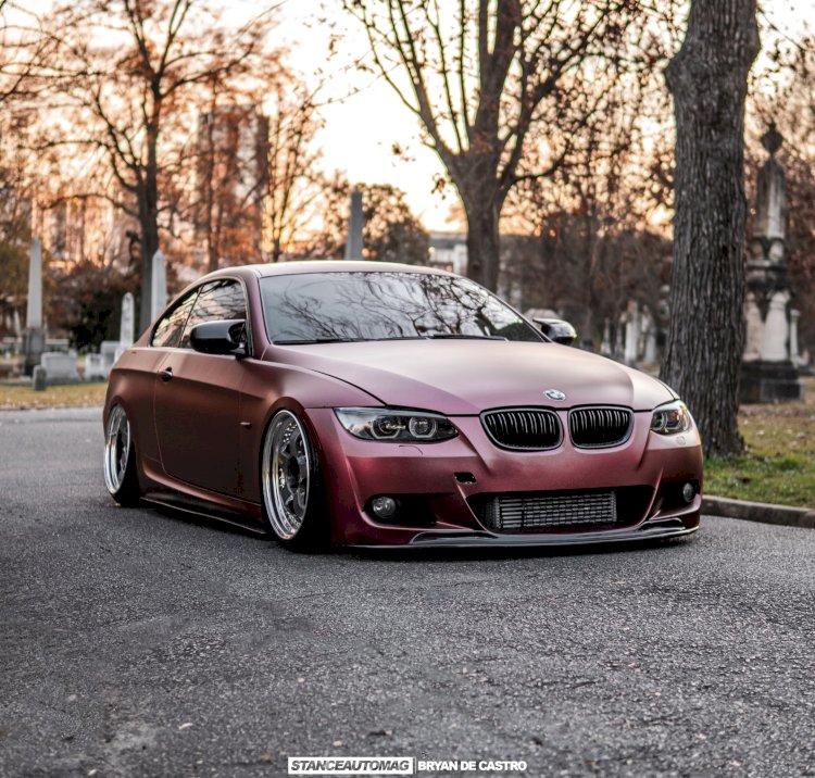 Fredo - Bagged BMW E92