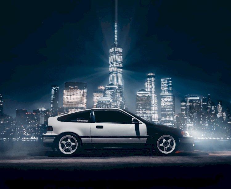 Jonny Couture- Honda  Civic CRX